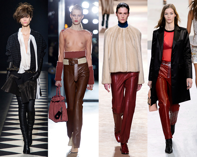 Модные брюки 2015