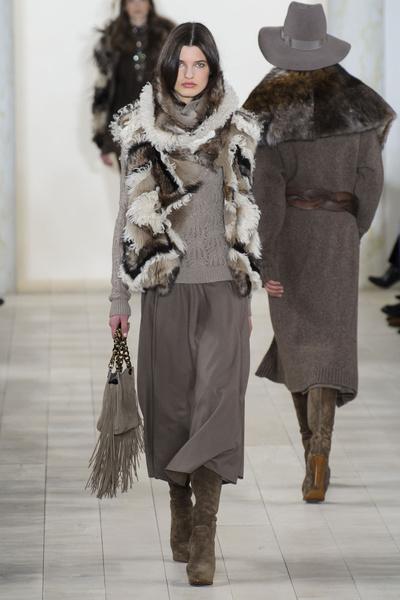 Показ Ralph Lauren на Неделе моды в Нью-Йорке | галерея [1] фото [31]