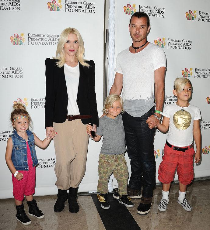 Гвен Стефани разводится с мужем после 12 лет брака