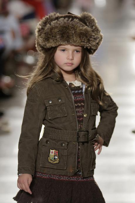 Детская коллекция Ralph Lauren