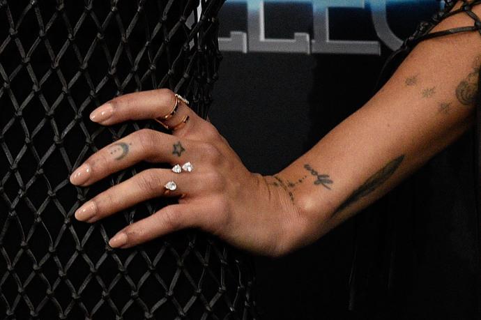 Самые сексуальные татуировки звезд