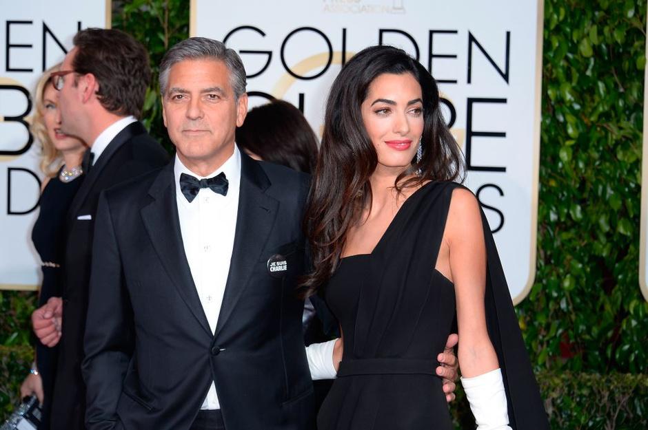 Джордж Клуни разводится с Амаль Аламуддин