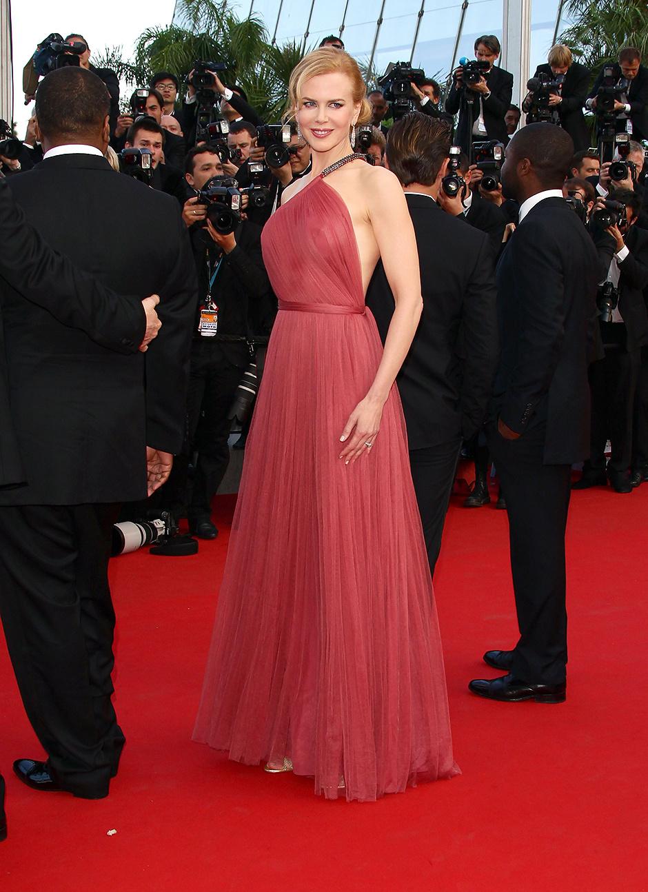 В платье Lanvin, 2012 год