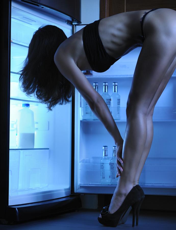 Вредные привычки в еде
