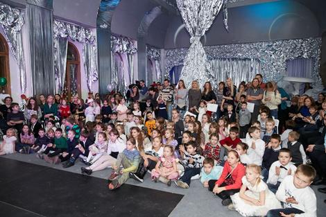Корпоративное мероприятие Hearst Shkulev Media для партнеров с детьми   галерея [1] фото [19]