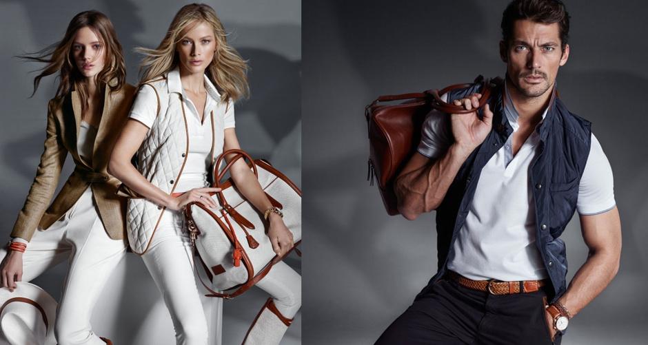 Кожаные сумки и жокейские сапоги от Massimo Dutti