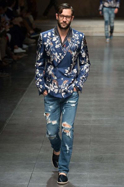 Неделя мужской моды в Милане: лучшие показы | галерея [4] фото [16]