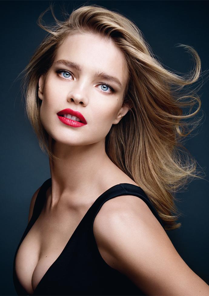 Guerlain выпустили новую версию моделирующей губной помады КissКiss