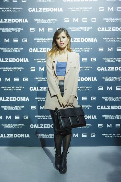 Знаменитости на вечеринке Calzedonia и SMEG | галерея [1] фото [8]