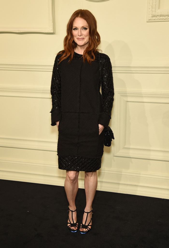 Джулианна Мур в Chanel