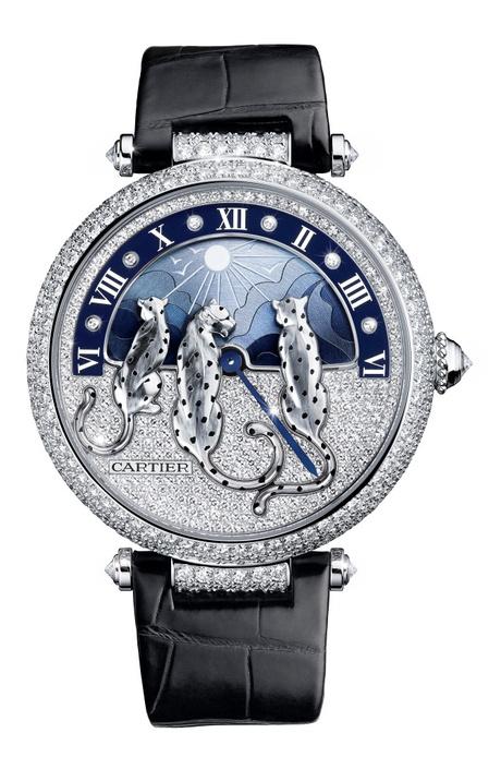 Cartier Rêves De Panthères Watch