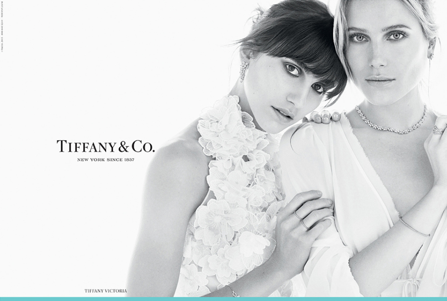 Дри и Лэнгли Фокс Хэмингуэй для Tiffany & Co.