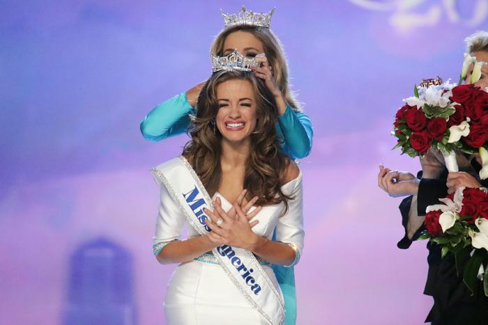 Конкурс «Мисс Америка 2016»