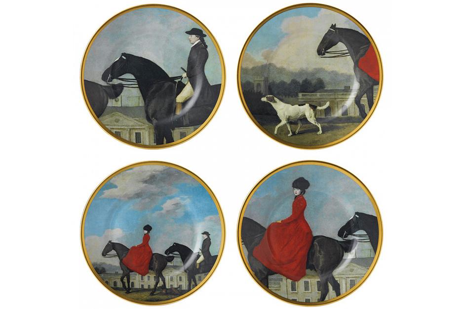 Тарелки Equestria, Wedgwood, магазины «Криспар», «Гледиз», «Стокманн»
