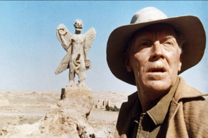 Кадр из фильма «Изгоняющий дьявола»