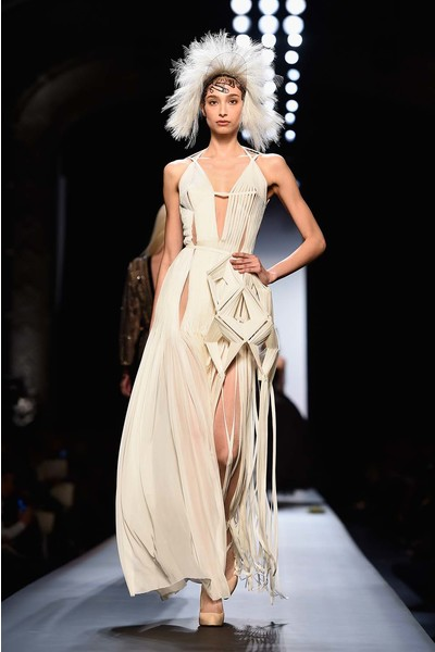 Показ Jean Paul Gaultier Couture | галерея [1] фото [1]