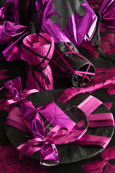 Ленты из шелка и хлопка, Mokuba Ribbons