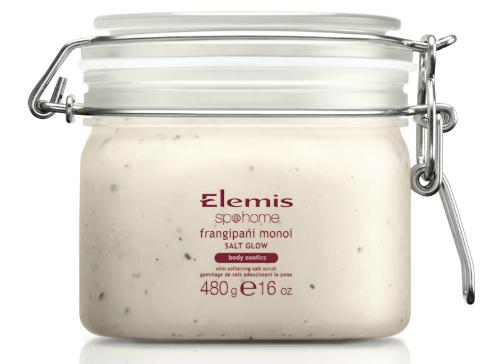 Солевой пилинг «Франжипани-Монои» от Elemis