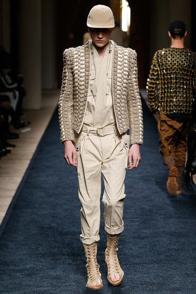 Неделя мужской моды в Париже: лучшие показы | галерея [7] фото [24]