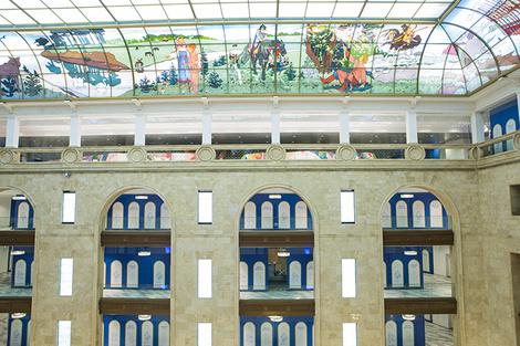 Открывается Центральный детский мир на Лубянке | галерея [1] фото [7]