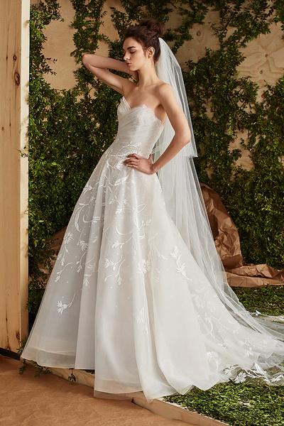 Лучшие коллекции Недели свадебной моды | галерея [7] фото [13]