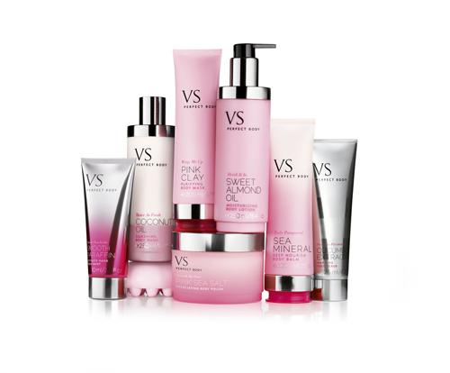 Victoria's Secret выпустила коллекцию средств для тела
