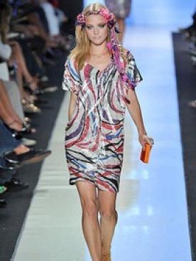 Хиппи-платья из летней коллекции продаются за 4000 руб.