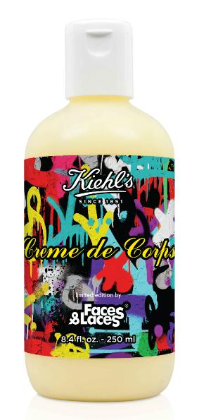 Kiehl's и Faces&Laces