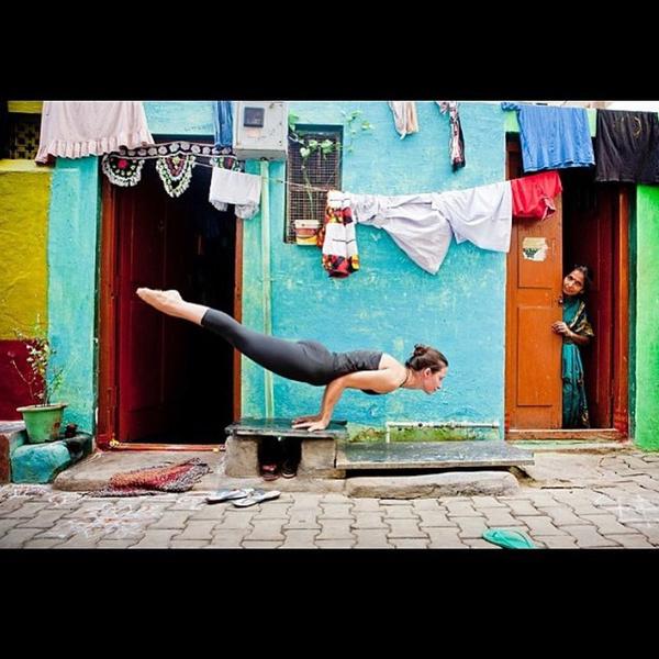 ВСТАЛА В ПОЗУ: 7 мотивирующих йога-аккаунтов | галерея [7] фото [2]