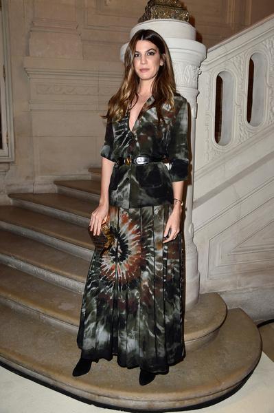 Однажды в Риме: показ Valentino на Неделе Высокой Моды в Париже | галерея [1] фото [8]