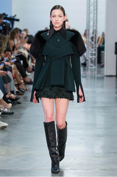 В Москве состоялся показ осенне-зимней коллекции Edem Couture | галерея [1] фото [13]