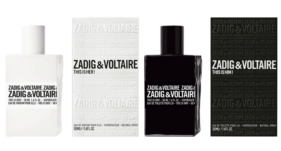 Zadig & Voltaire This Is Him! & This Is Her!
