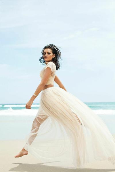 ЗАМУЖ НЕВТЕРПЕЖ: 10 самых красивых свадебных коллекций сезона | галерея [9] фото [11]