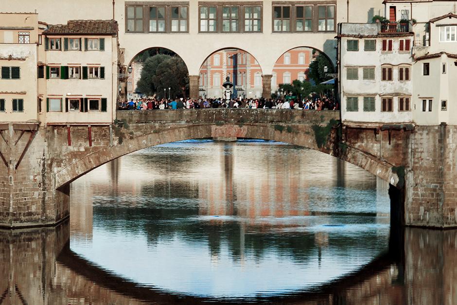 О Ponte Vecchio