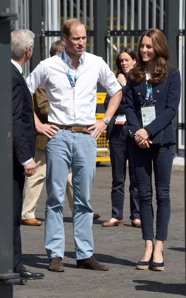 Итоги года 2014: лучшие фото Кейт Миддлтон и принца Уильяма | галерея [6] фото [5]