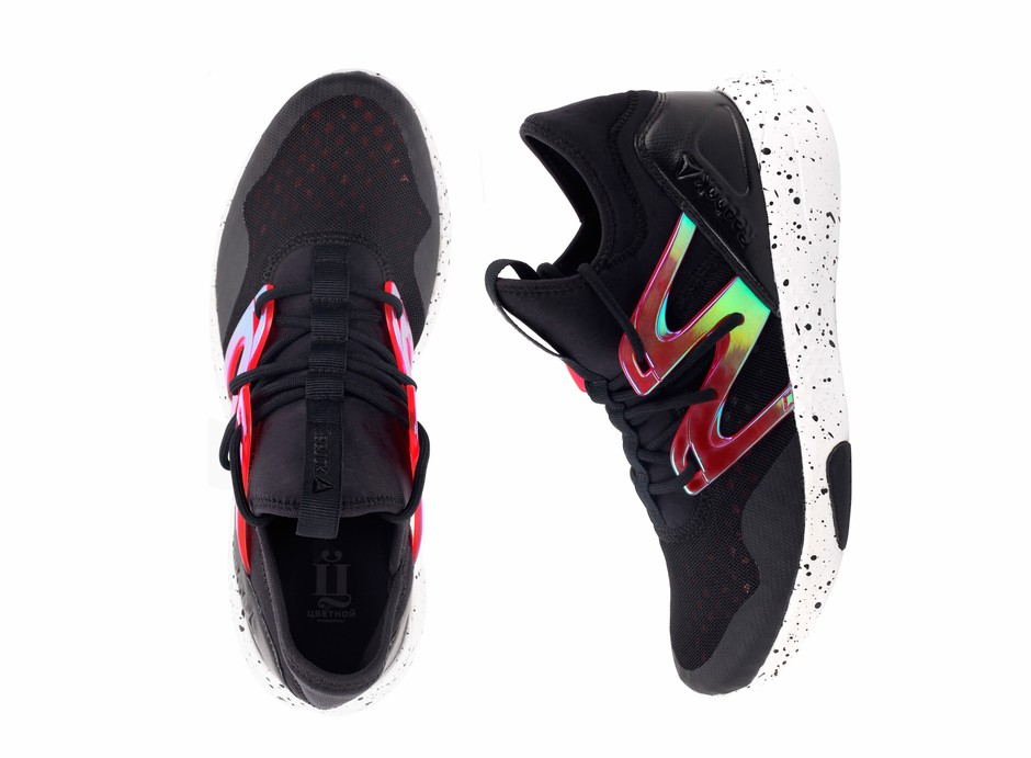 Пойти в пляс: «Цветной» выпустит танцевальные кроссовки вместе с Reebok
