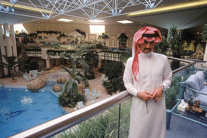 Принц аль-Валид ибн Талал