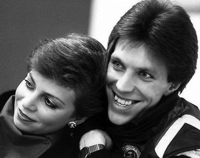 Наталья Бестемьянова и Андрей Букин