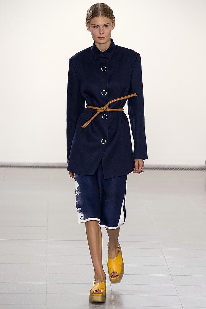 Весенне-летняя коллекция Paul Smith на Неделе моды в Лондоне