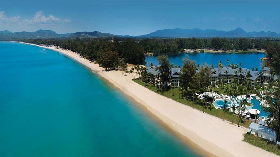 Outrigger Laguna Phuket Beach