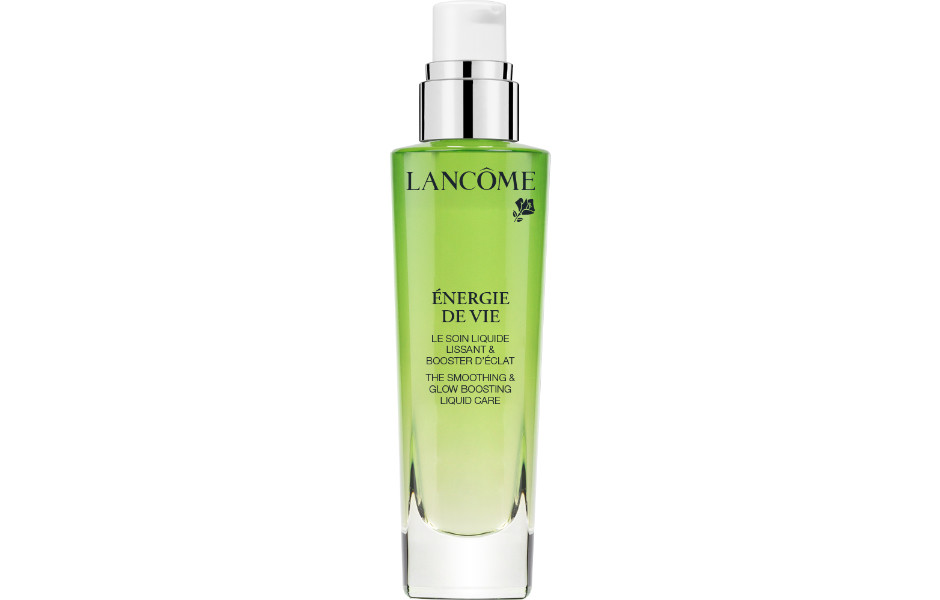 Разглаживающий и придающий сияние флюид Énergie De Vie Liquid Care от Lancôme