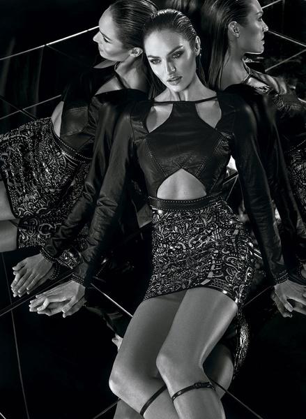 Кэндис Свейнпол снялась в новой рекламной кампании Osmoze | галерея [1] фото [8]