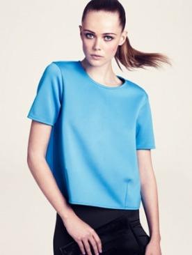 Фрида Густавссон для H&M зима 2011