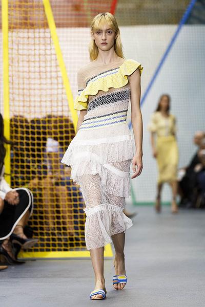 Неделя моды в Лондоне: день четвертый | галерея [3] фото [7]