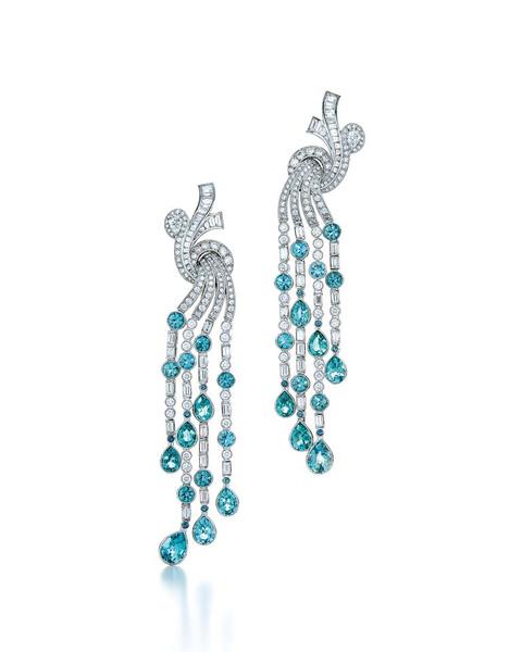 Tiffany & Co. представили новую коллекцию Blue Book 2015 | галерея [1] фото [6]