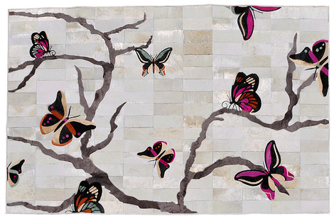 Ковер Butterfly, Kyle Bunting.