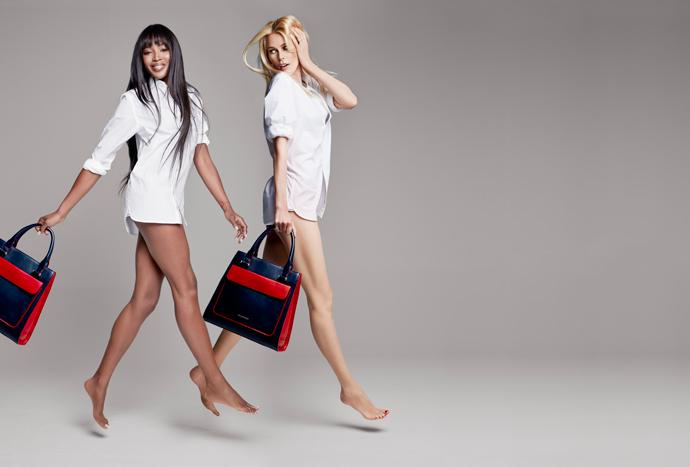 Tommy Hilfiger выпускает лимитированную коллекцию сумок в поддержку организации Breast Health International