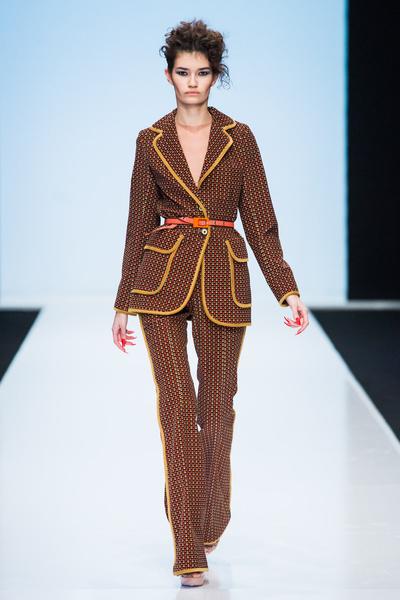 Неделя моды в Москве: лучшие показы | галерея [2] фото [12]