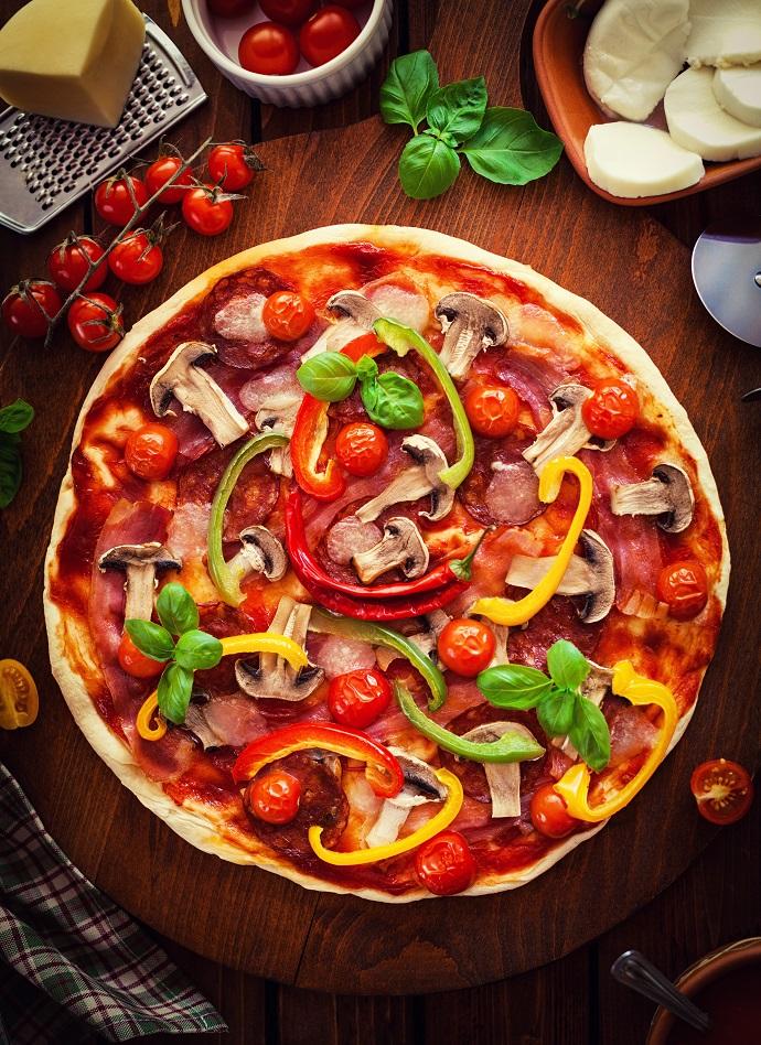 Пицца «Капричиозза»