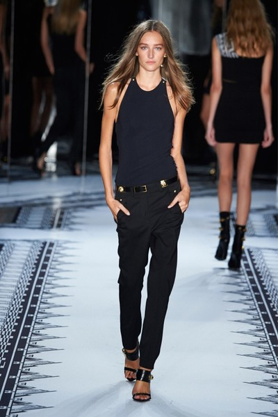 Anthony Vaccarello х Versus Versace